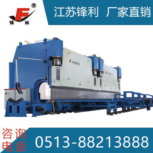 2-WC67Y双机联动液压板料折弯机